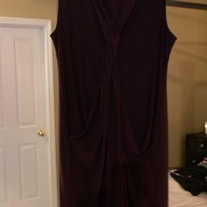 Dresses & Skirts - Plum dress